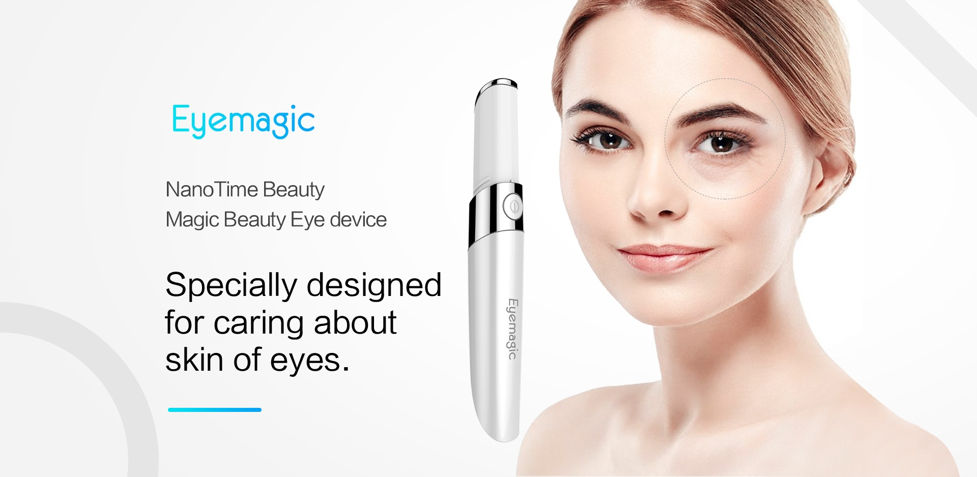 nanotime beauty eyemagic devies